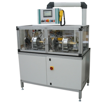 PLATE LIFE TEST BENCH<br><br>It is an automatic test bench for performing the life test of the plate installed on the commonly used appliance.<br>The bench is able to accommodate 4 test plates grouped in 2 pairs and only 2 are tested simultaneously, 1 per couple